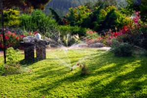 Sprinkler System Woodlands