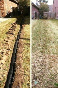 Kingwood Drainage System