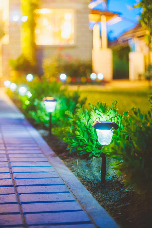 Kingwood Landscape Lighting Kingwood Sprinkler